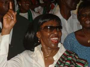 Nana Konadu's charges to reduce